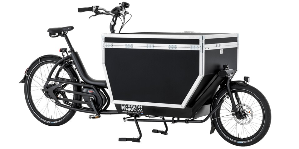 Bild: Urban Arrow Cargo L